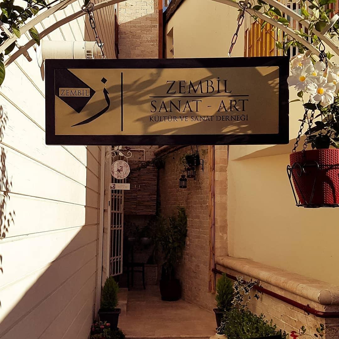 Donwload Photo Zembil Sanat'tan ilk kareler... #zembilsanat #islamiccalligraphy #islamsanatı #...- Zembil Sanat 1