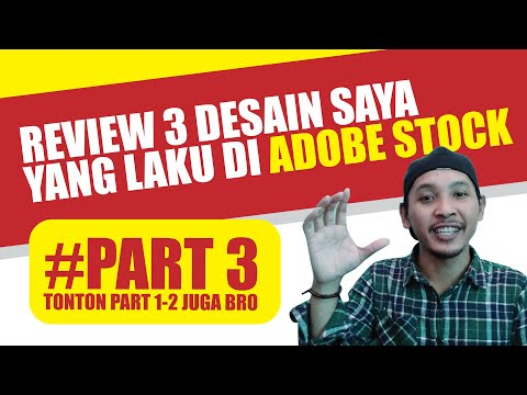 Download Video Laku di Adobe Stock – Review Tiga Desain Kaligrafi yang Laku di Adobe Stock – PART 3
