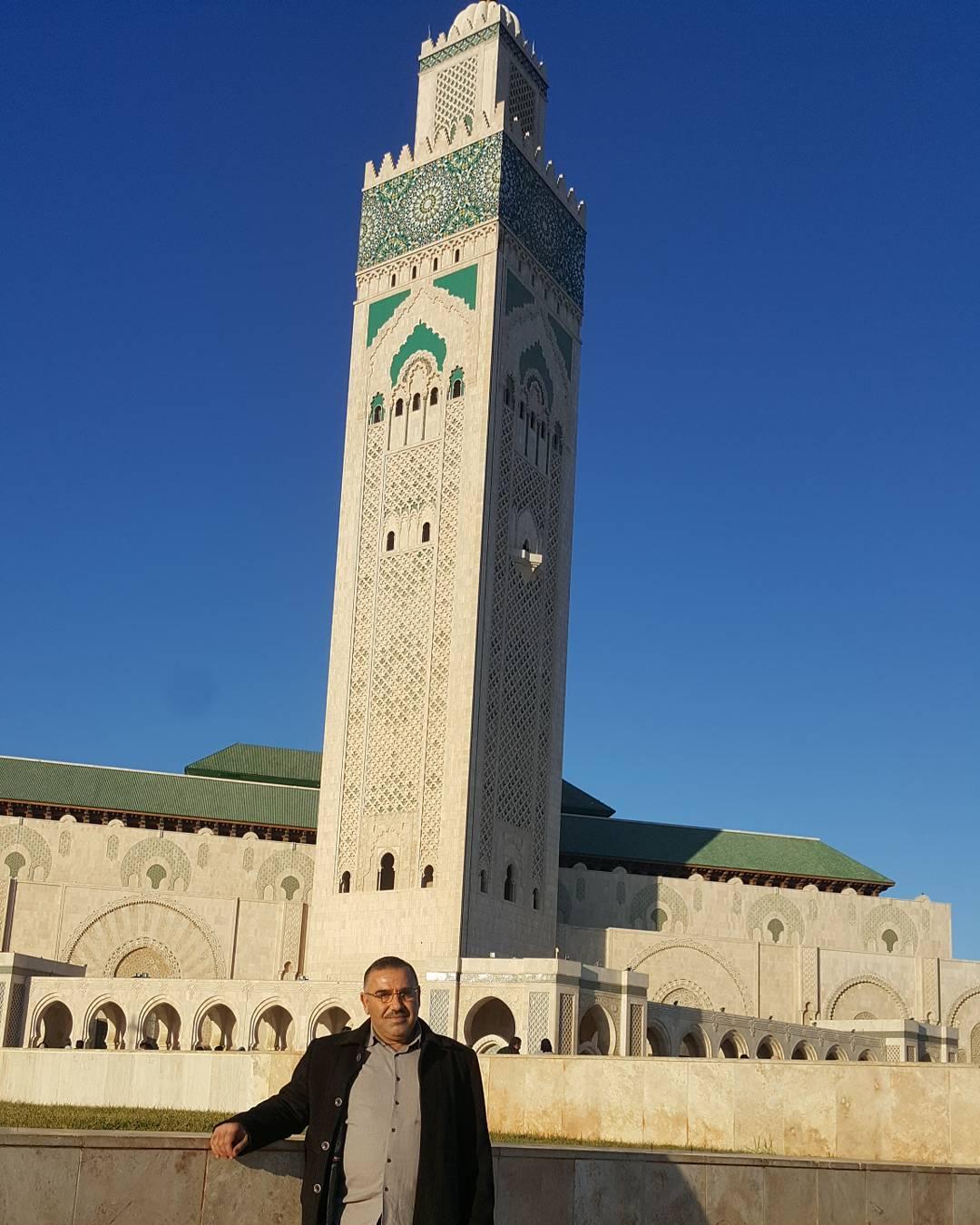 Works Calligraphy Haythamsalmo مسجد الحسن الثاني بالدار البيضاء المغرب… 114
