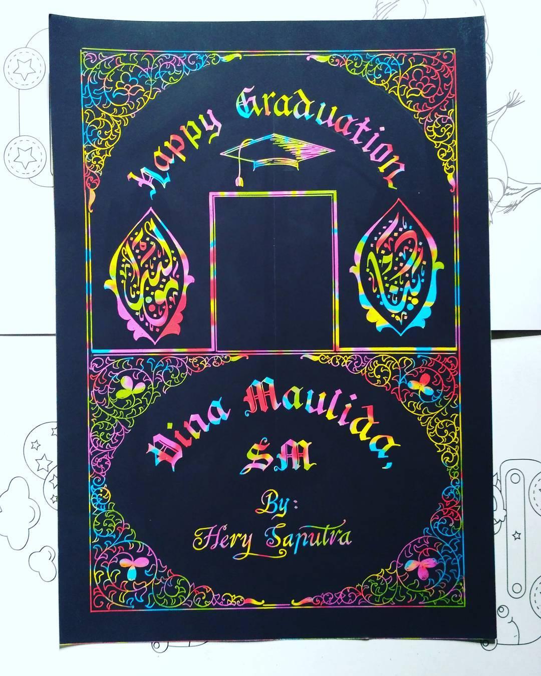 Works Calligraphy Taufik Hasibuan Minat…! Hubungi.. … 17