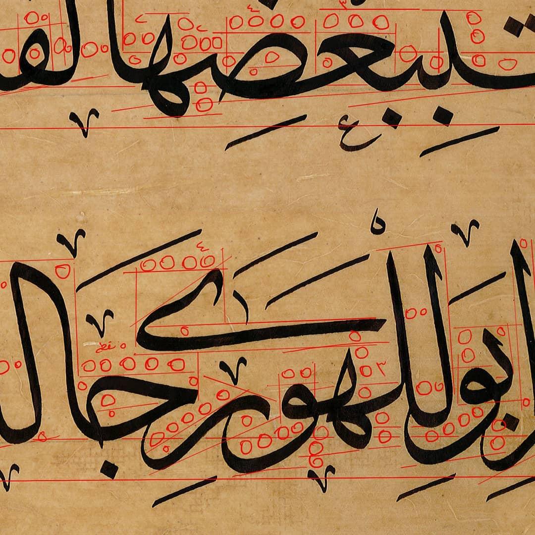 khat/hat/kat Tsulust/Thuluth Mothana Alobaydi … 537