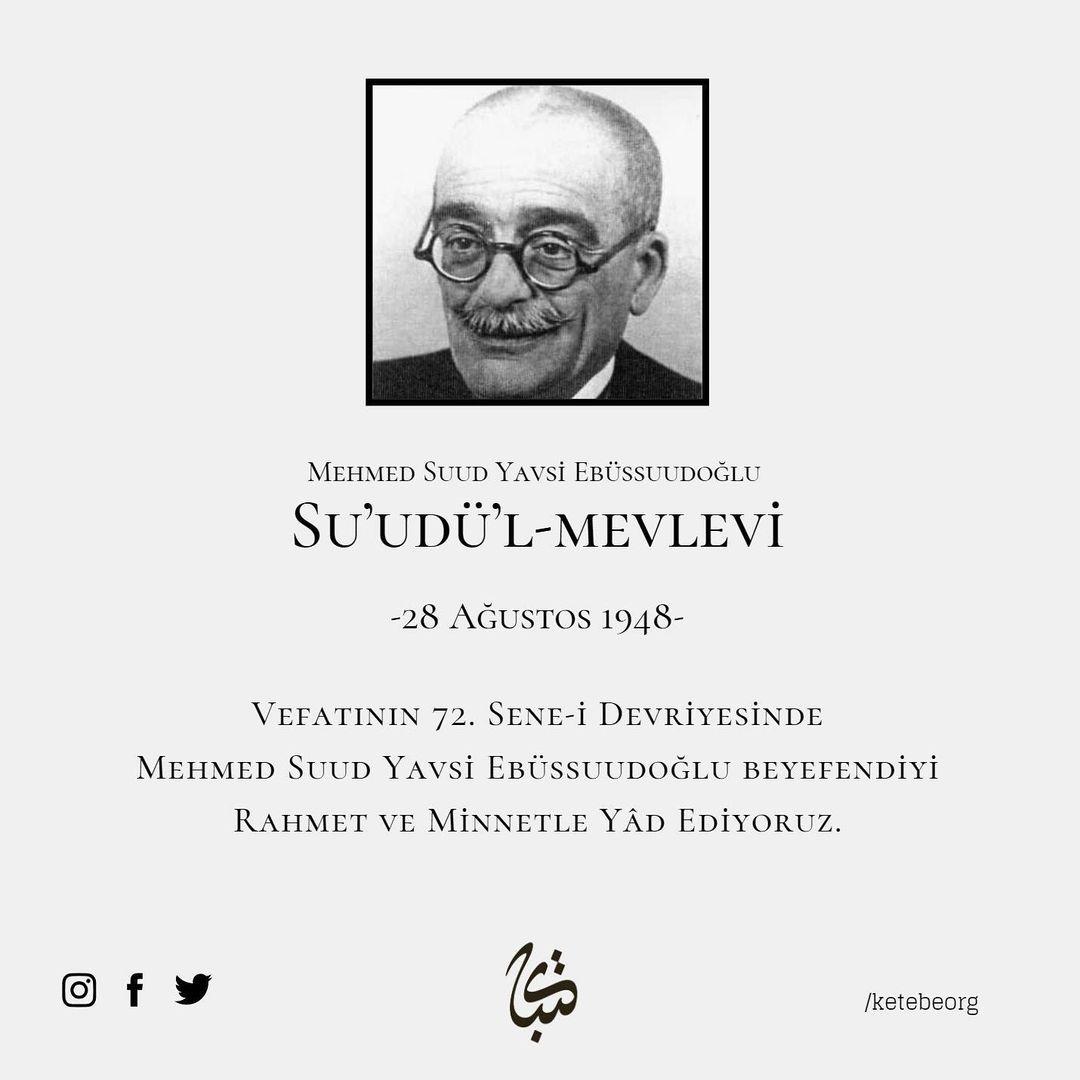 Apk Website For Arabic Calligraphy Vefatının 72. sene-i devriyesinde Mehmed Suud Yavsi Ebüssuudoğlu (Su'udü'l-Mevle... 524 1