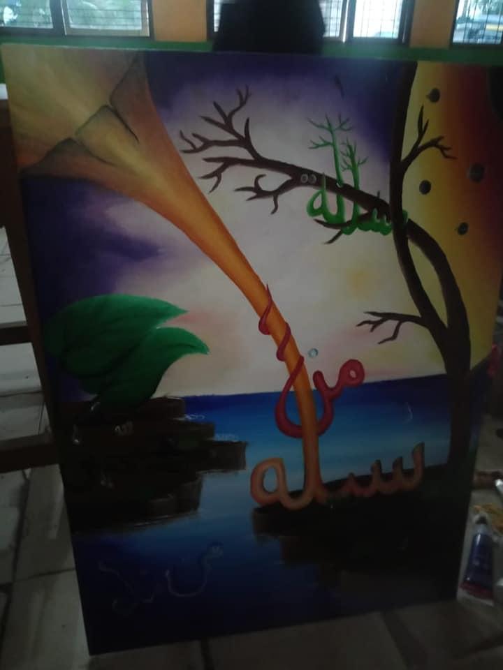 Download Beberapa karya kontemporer MTQ Kabupaten Pelalawan 1