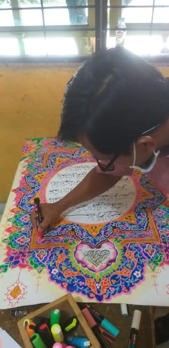Download Beberapa karya mushaf MTQ Kabupaten Pelalawan  Noted : poto diambil dari bebera... 4