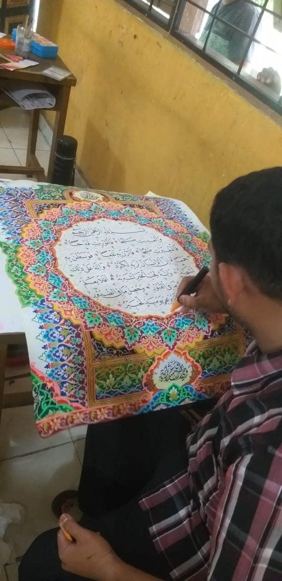 Download Beberapa karya mushaf MTQ Kabupaten Pelalawan  Noted : poto diambil dari bebera... 3