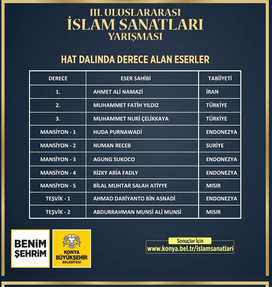 Download  Selamat dan sukses KALIGRAFI INDONESIA.. terus berkarya dan menginspirasi ... 3