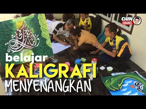 Download Video BELAJAR KALIGRAFI MUDAH