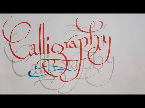 Download Video Calligraphy For Beginners | Inspirational Quotes