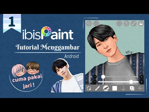 Download Video TUTORIAL MENGGAMBAR WONWOO SEVENTEEN | IBIS PAINT X SEMI REALISTIC STYLE
