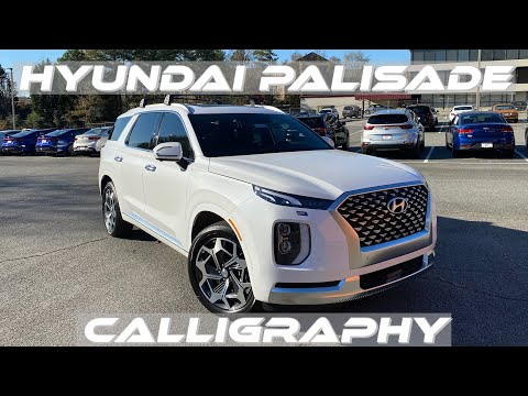 Download Video Hyundai Palisade Calligraphy: The most luxurious SUV without the luxury badge?