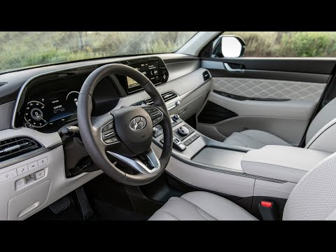 Download Video New 2021 Hyundai Palisade Calligraphy – INTERIOR