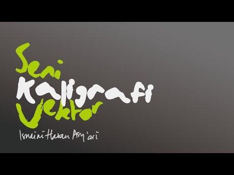 Download Video Seni kaligrafi Vector