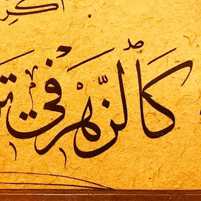 رحم الله شوقي كتابته درر…