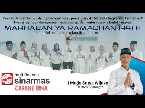 Download Video MARHABAN YA RAMADHAN | SINARMAS MULTIFINANCE | KOTA BIMA