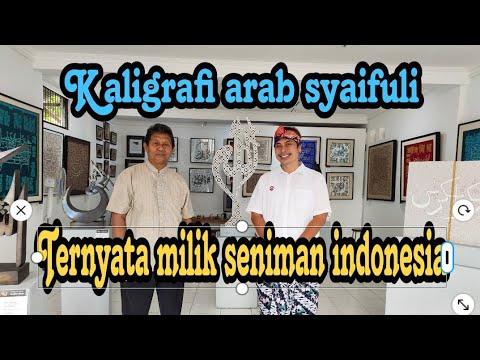 Download Video BINCANG SEGAR : SENIMAN KALIGRAFI SYAIFUL ADNAN