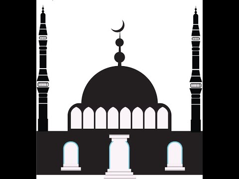 Download Video mosque Logo Design in Adobe Illustrator