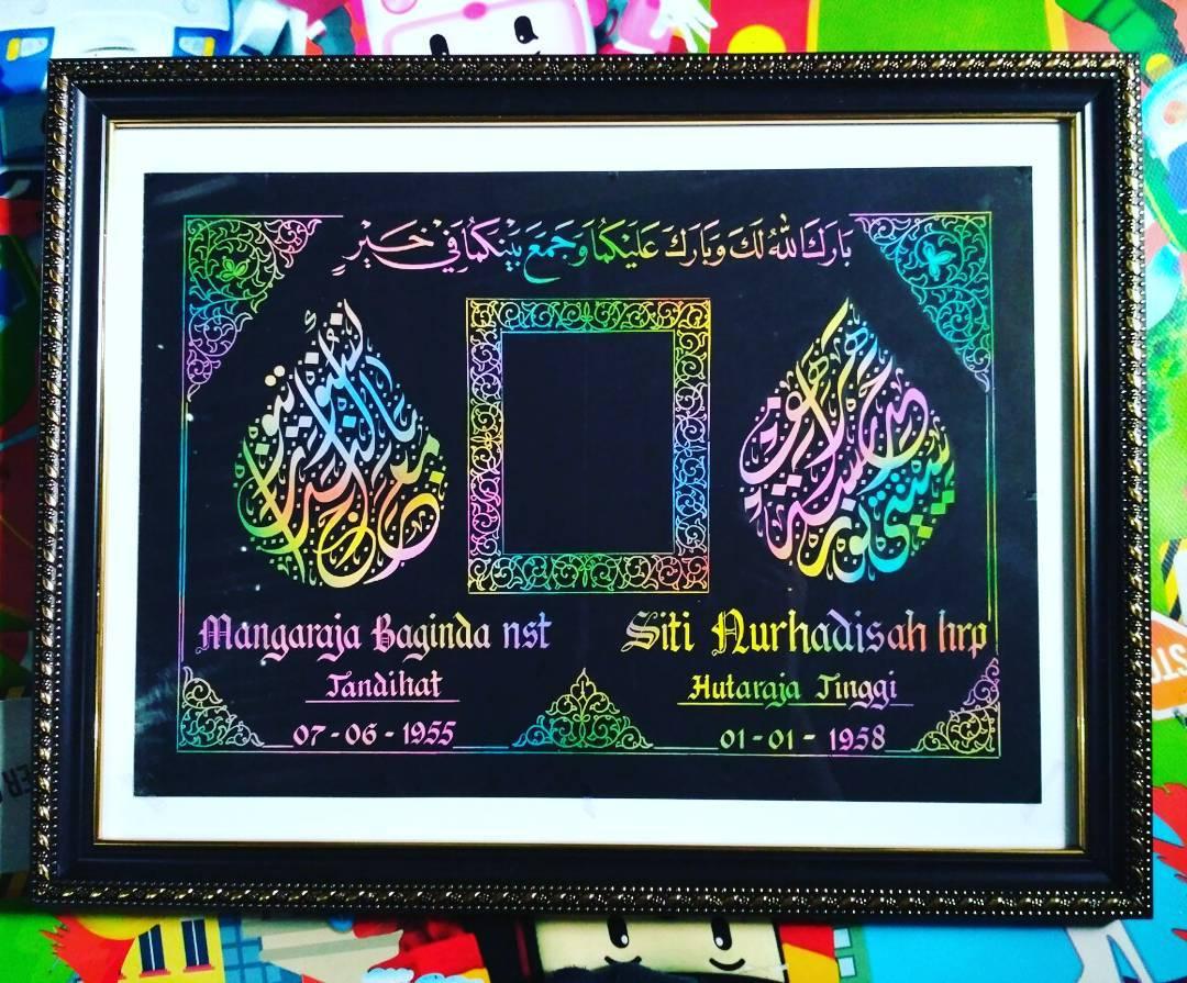 Works Calligraphy Taufik Hasibuan Minat inbox ya... ... 27 1