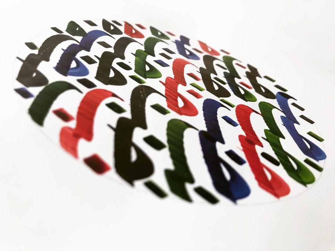 Donwload Photo #typografi #lettering #kalem #tezhip #hüsnühat #hüsnihat #kaligrafi #فن #فنون...- hattat_aa 5