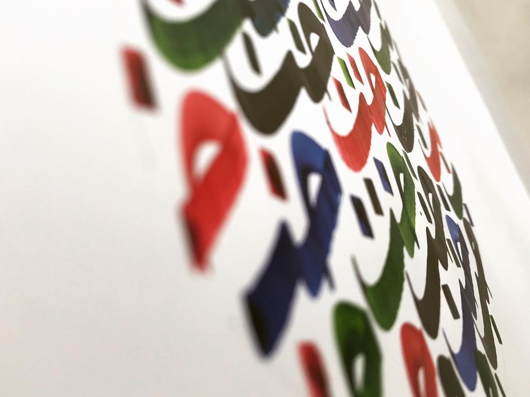 Donwload Photo #typografi #lettering #kalem #tezhip #hüsnühat #hüsnihat #kaligrafi #فن #فنون...- hattat_aa 4