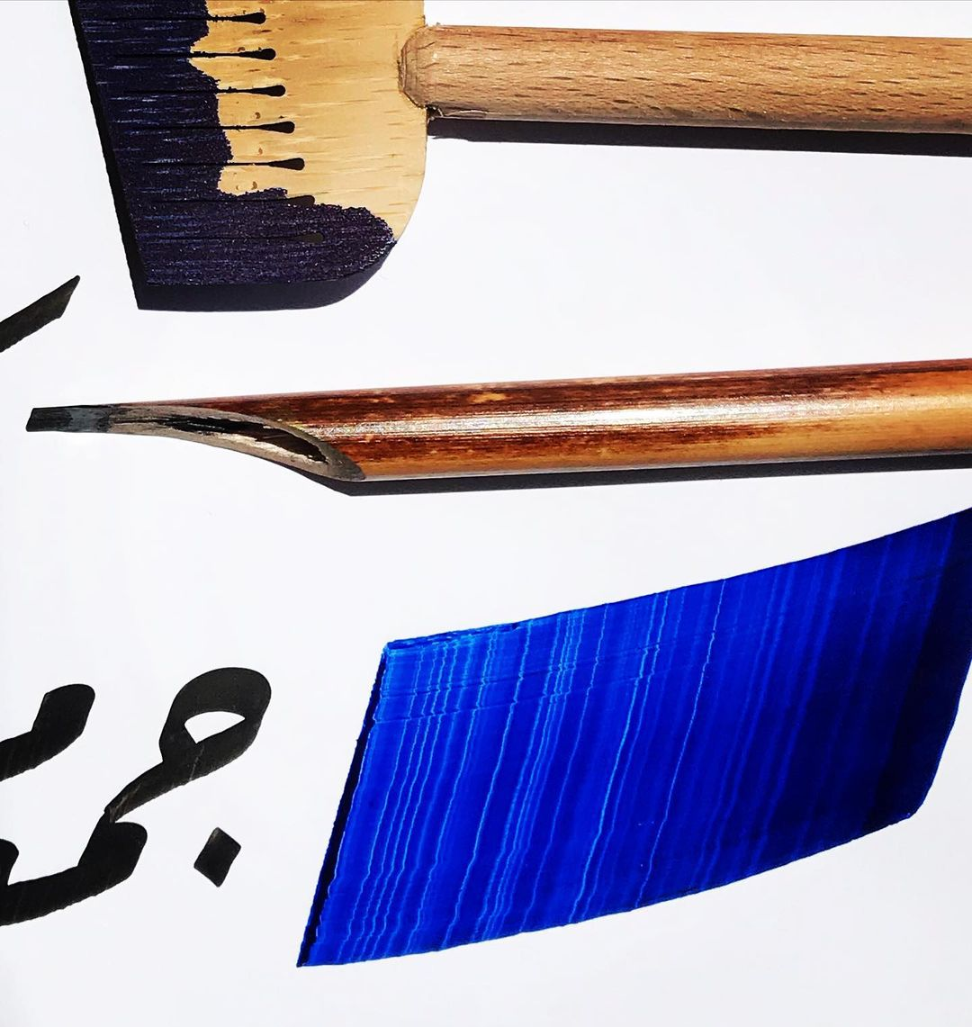 Donwload Photo #جمعة_مباركة #arabiccalligraphy #islamiccalligraphy #tezhip #hüsnühat #hüsnih...- hattat_aa 2