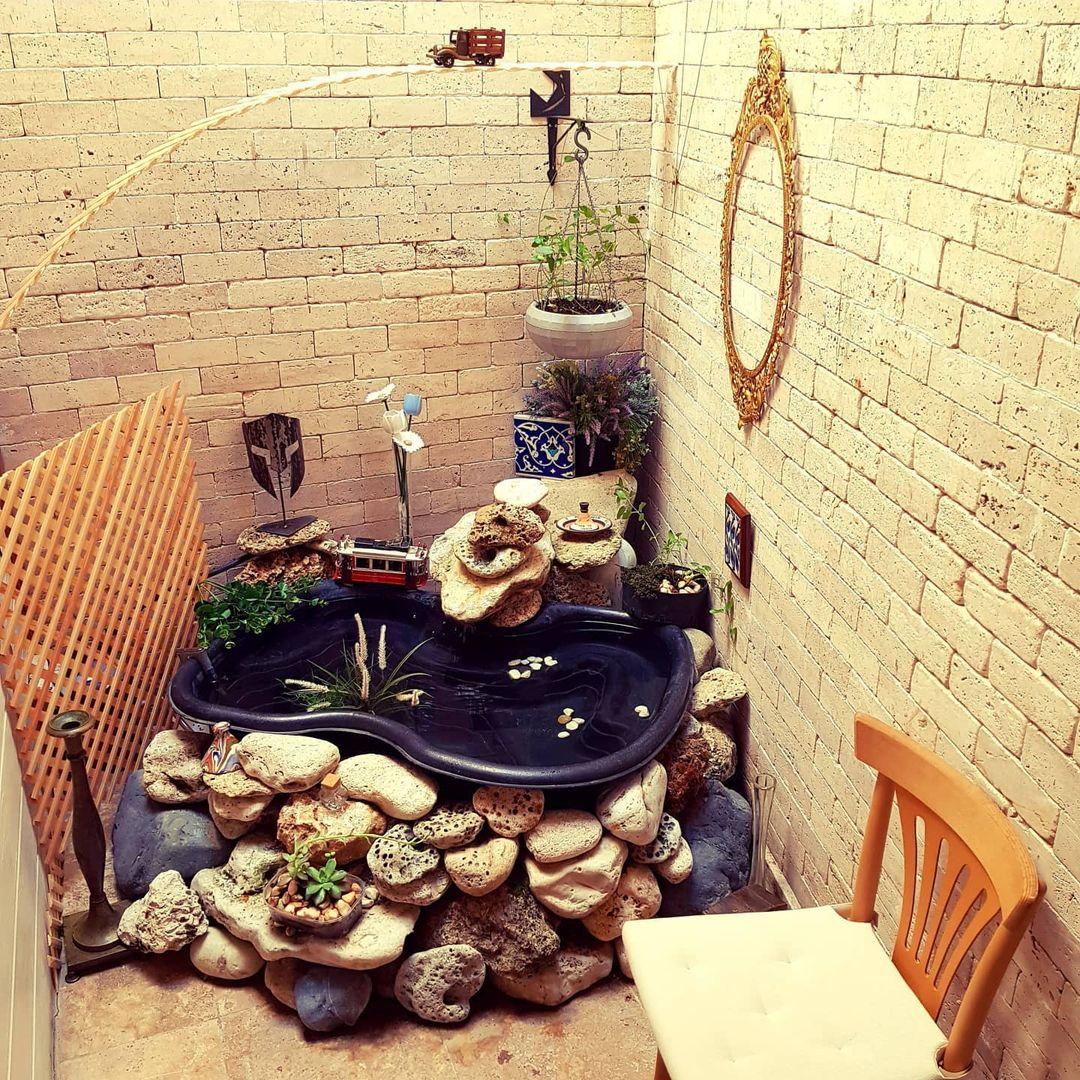 Donwload Photo İnsan yaşadığı yeri güzelleştirmeli. Zembil Sanat'ın arka balkonuna güzel bir ha...- Zembil Sanat 1
