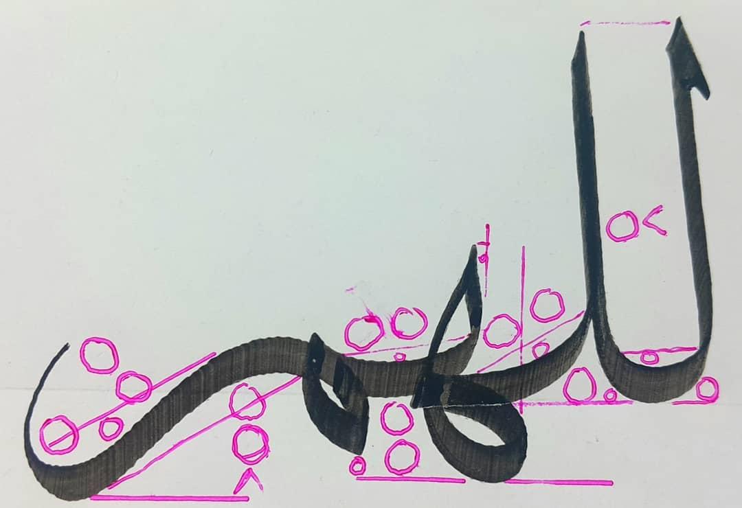 Download Gambar Naskhi Ehab Ibrahim Gaya Turky 2.5…