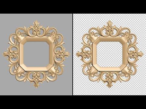 Download Video Cara seleksi gambar dengan detail di Photoshop