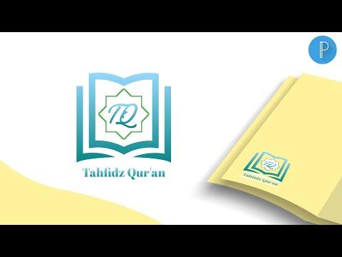 Download Video Tutorial Logo Islami dengan PixelLab | PixelLab Logo #5
