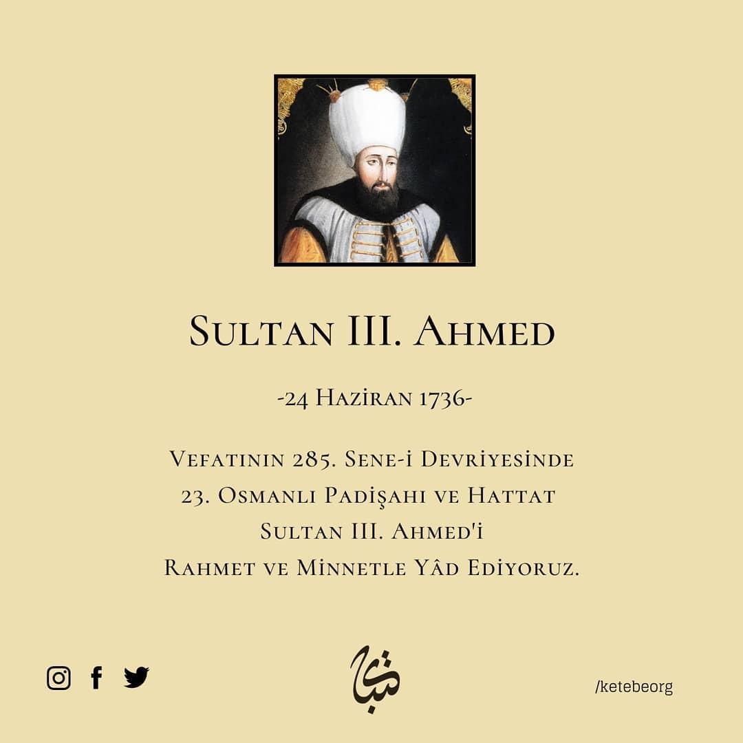 Apk Website For Arabic Calligraphy Vefatının 285. sene-i devriyesinde Osmanlı Devleti'nin 23. Padişahı ve Hattat Su… 172