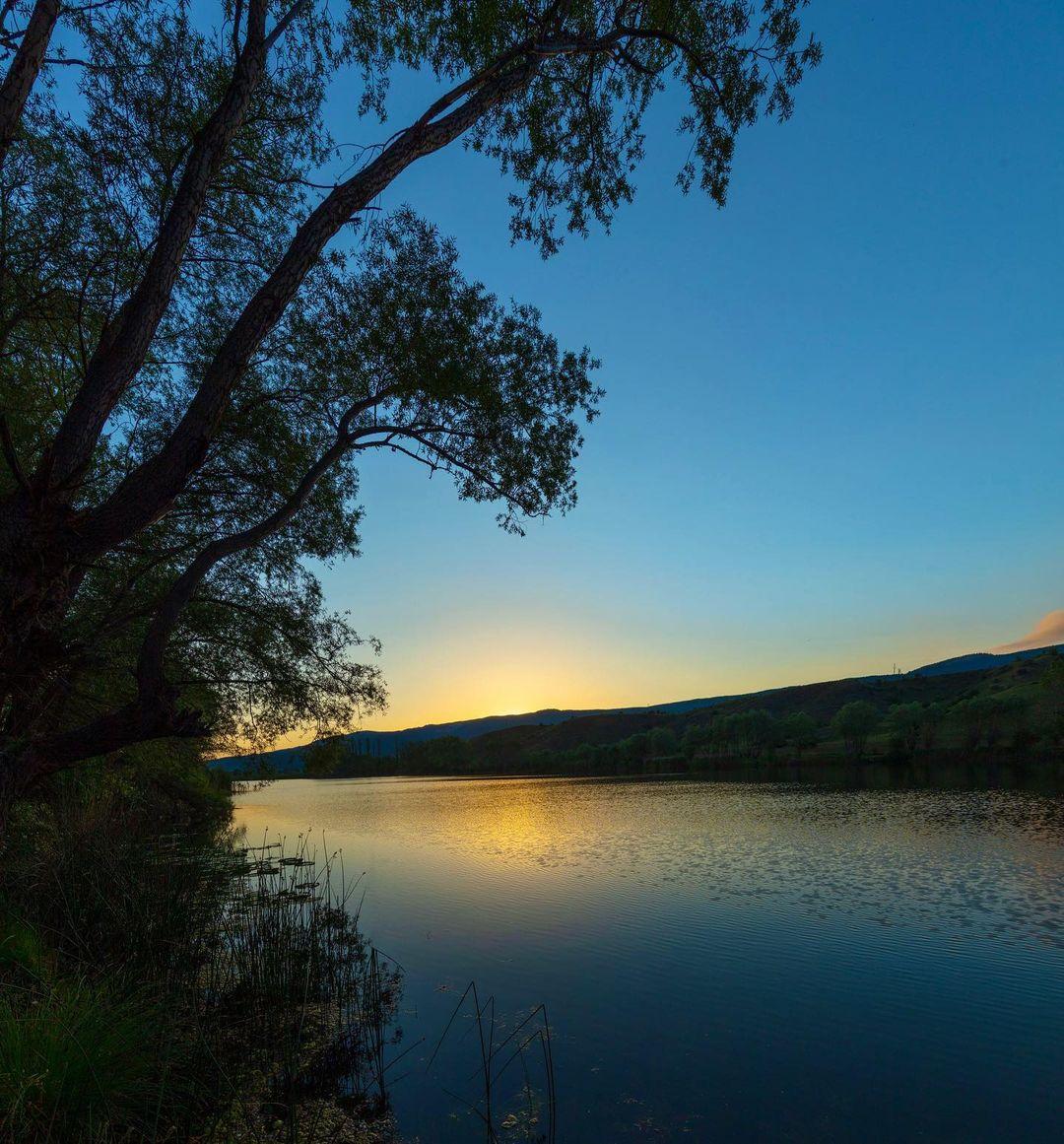 Donwload Photo Kaligrafi Gerede, Kapaklı Köyü, Keçi Gölü...- ozcay 1