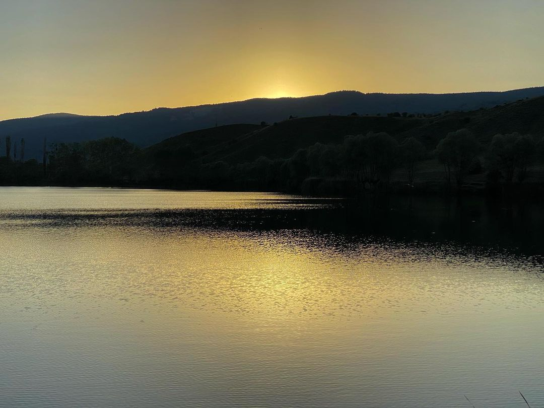 Donwload Photo Kaligrafi Keçi Gölü, Gerede...- ozcay 1