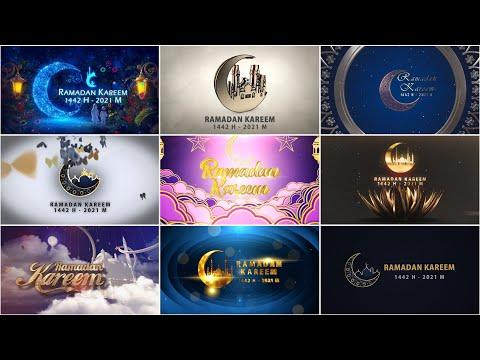 Download Video RAMADAN KAREEM     30 VIDEO & INTRO RAMADAN KAREEM 2021