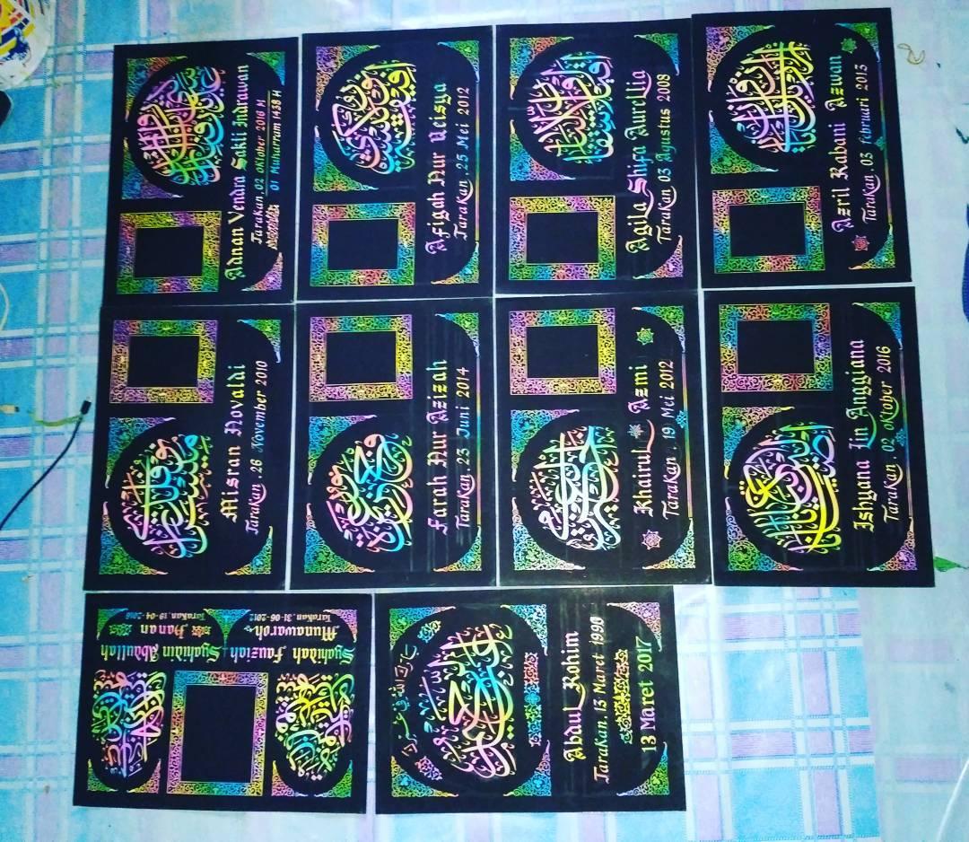 Works Calligraphy Taufik Hasibuan Open order… Hp/wa 085213984866 Bbm d2d74907 Terima Kasih… … 25