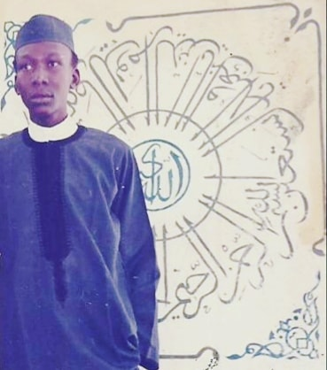 Donwload Photo Khat Unik June, 1990. Sheikh Ahmad Abulfatih Mosque, Madinatu, Maiduguri,  Nigeria…. – Yushaa Abdullah